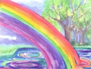 rainbowpond